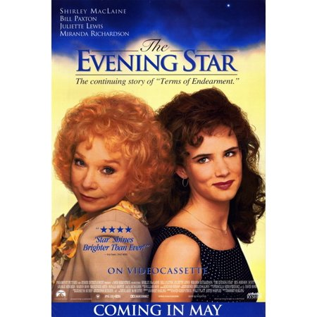 The Evening Star (1996) 11x17 Movie Poster