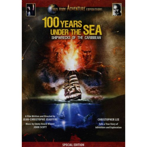 100 Years Under The Sea: Shipwrecks Of The Carribean (Widescreen)