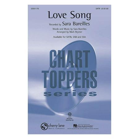 Cherry Lane Love Song SSA by Sara Bareilles Arranged by Mark Brymer ()