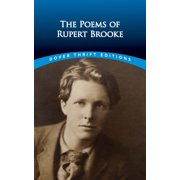Dover Thrift Editions: The Poems of Rupert Brooke (Paperback)
