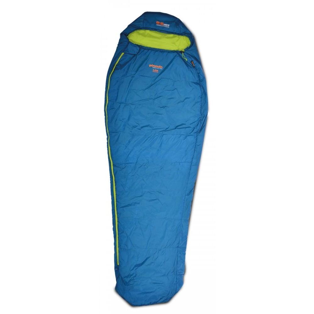 AcePac Ultralight Mummy Sleeping Bag (Left 185cm) Blue BHB185L by ACEPAC