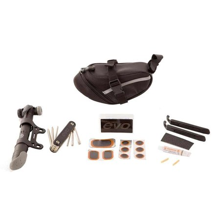 Evo RR-1 Ride Ready Essentials Saddle Bag & Repair Kit - SHAKELAND:G5018 & - Evo 1 Body Kit