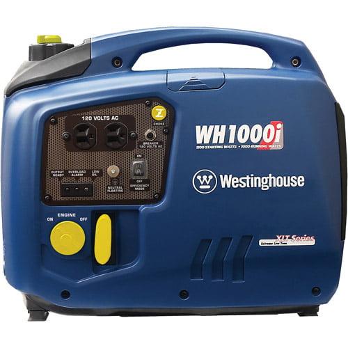 Westinghouse 1000W Digital Inverter Generator