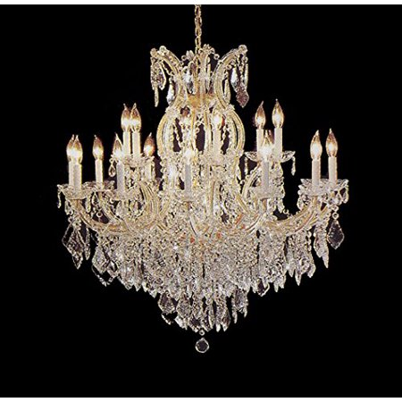Maria Theresa Chandelier Crystal Lighting Chandeliers Fixture