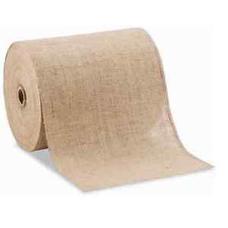 - 12 inch wide 50 yard Roll 10 oz Jute Burlap CRAFT TABLEWARE HOME DECOR