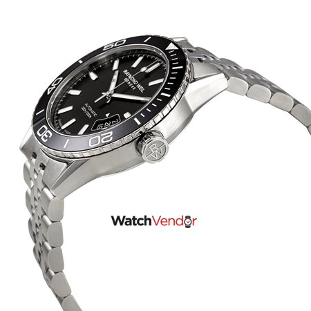Raymond Weil Freelancer Automatic Black Dial Men's Watch 2760-ST1-20001 - image 2 of 3