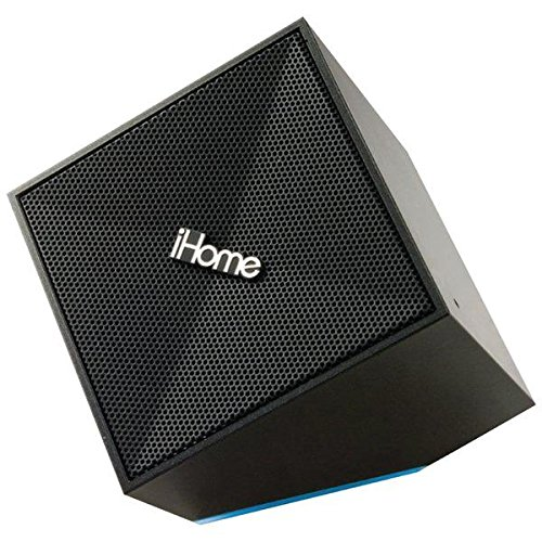 Bluetooth iOS Portable Speaker, Plays audio from iPod By iHome
