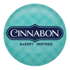 Cinnabon Classic Cinnamon Roll Flavored K-Cup Coffee Pods, Light Roast, 18 Count for Keurig Brewers