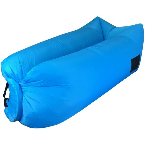 Blue AeroLounger Inflatable Lounger