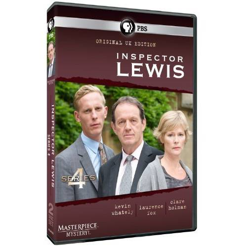Inspector Lewis: Series 4 (Widescreen)
