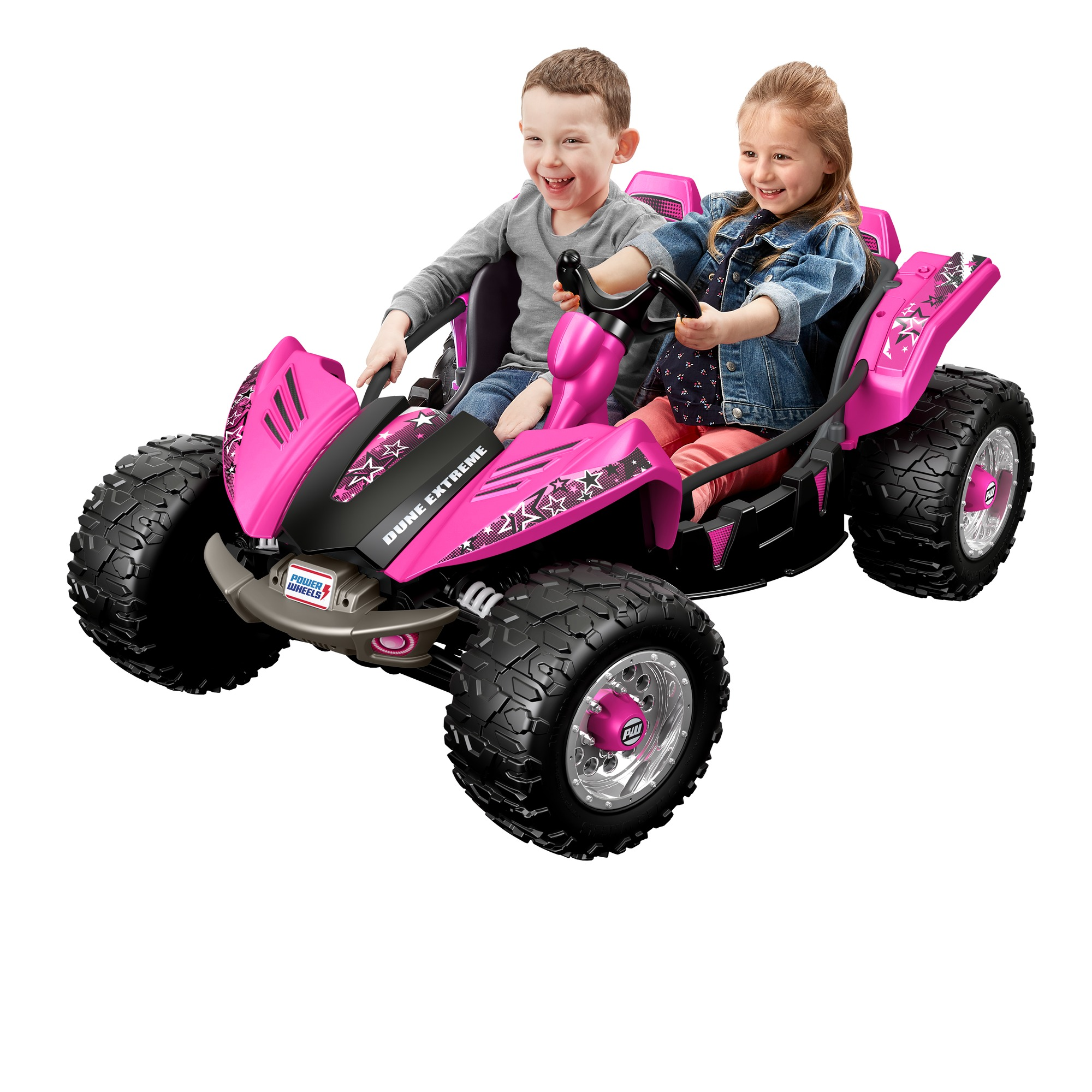 Power Wheels Dune Racer Extreme Blue Ride On Walmart Com Walmart Com