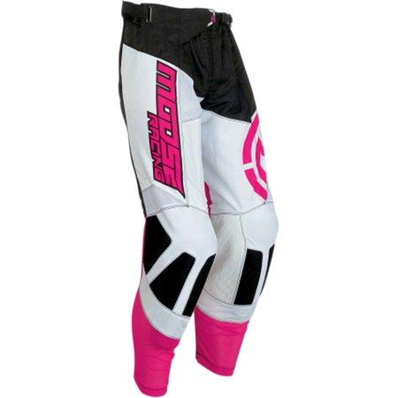 Moose Racing M1 Mens MX Offroad Pants Black/Pink