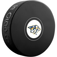 Nashville Predators Unsigned InGlasCo Autograph Model Hockey Puck - Fanatics Authentic Certified