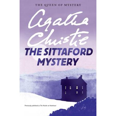 Agatha Christie Mysteries Collection (Paperback): The Sittaford Mystery (Paperback) (Agatha Christie Halloween)