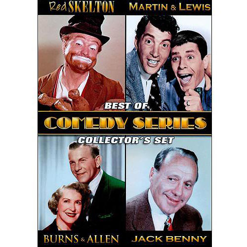 Comedy Series Collector's Set (Full Frame)