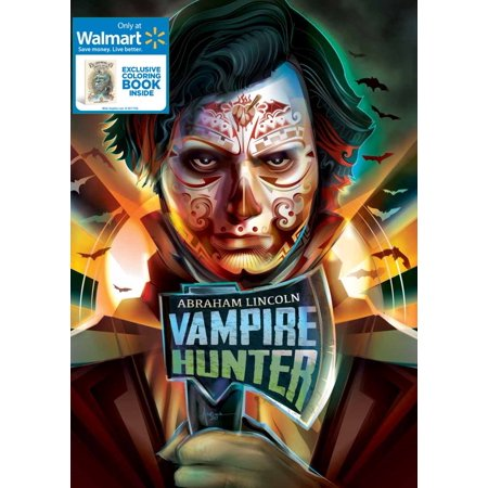 Abraham Lincoln: Vampire Hunter (Walmart Exclusive) (DVD)