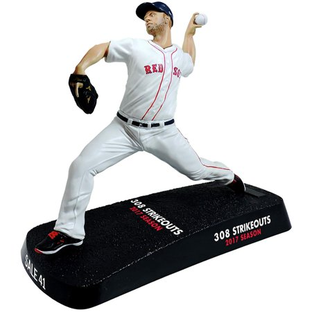 - Chris Sale Boston Red Sox 308 Strikeouts in 2017 Imports Dragon 6