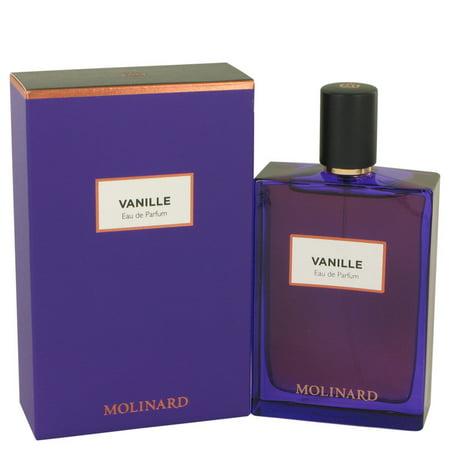 (pack 3) Molinard Vanille By Molinard Eau De Pafum Spray (Unisex)2.5 oz - image 1 of 2