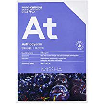 MISSHA Phytochemical Skin Supplement Sheet Mask,