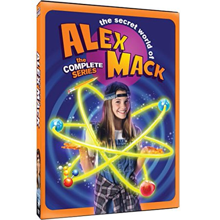 Secret World Of Alex Mack  The   The Complete Series