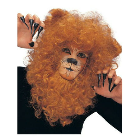 Costume Accessory: Lion Mane With Ears - Lion Tail Costume Accessory