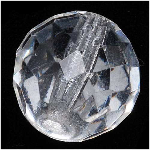 Czech Fire Polished Glass Beads 18mm Round Crystal (4)