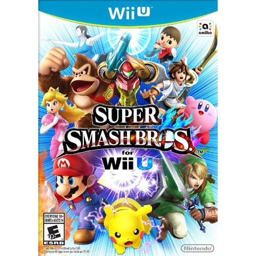Nintendo Super Smash Bros - Action/adventure Game - Wii U (wuppaxfe)