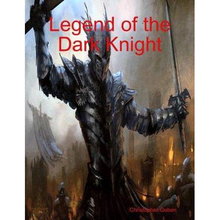 Legend of the Dark Knight - eBook (Legends Of The Dark Knight Halloween Special)