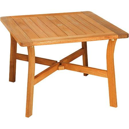 Barrington 40 39 39 Square Dining Table