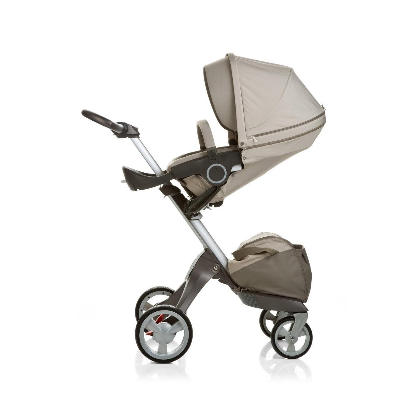 Stokke XPLORY V3 Baby Stroller in Beige
