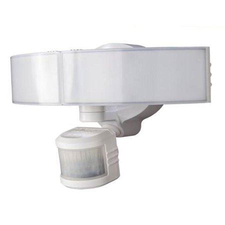 270 Degree White LED Bluetooth Motion Outdoor Security Light  (Store Return)