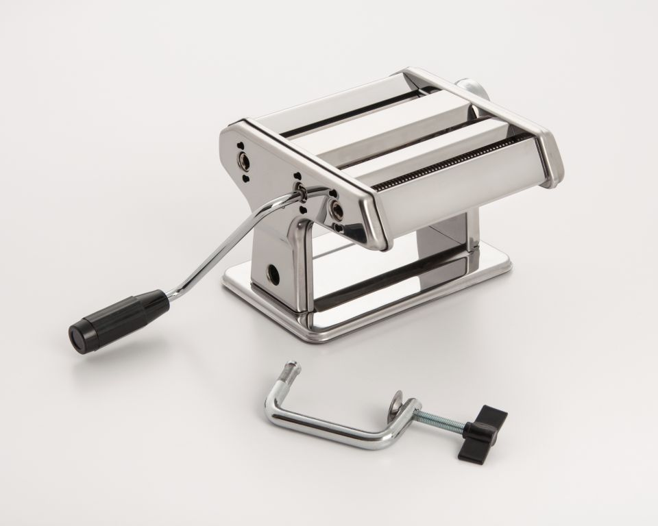 Cook Pro 397, Professional Stainless Steel Pasta Machine by Cook Pro