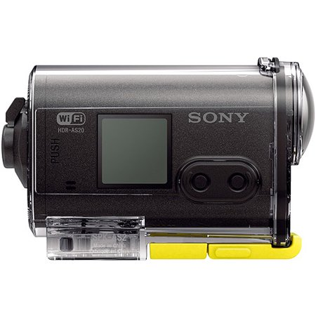 Sony HDR-AS20 Compact POV Action Full HD