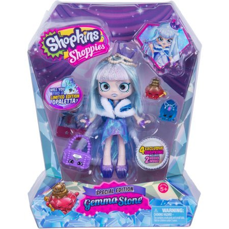 Shopkins Shoppies Gemma Stone Doll