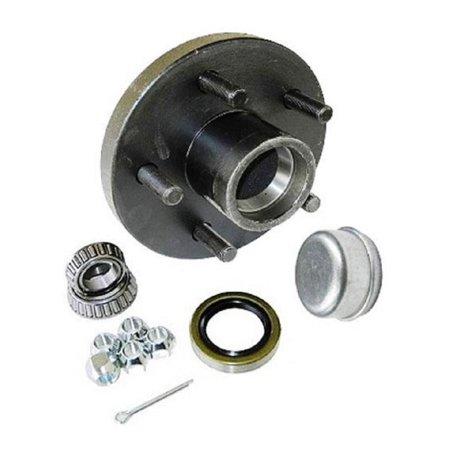 C.E. Smith 13100 Complete Hub Kit - 4 Hole 36 Hole Front Hub
