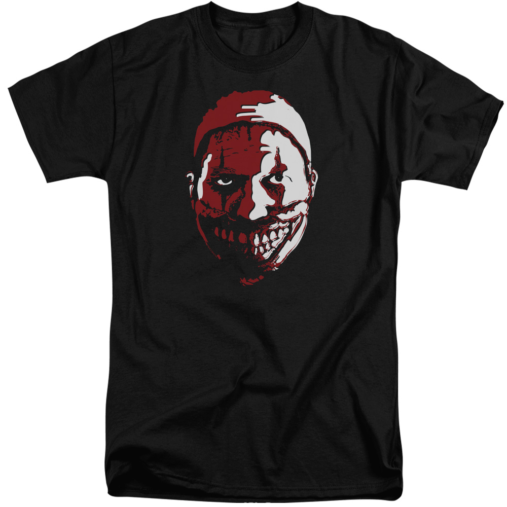 American Horror Story The Clown Mens Big And Tall Shirt