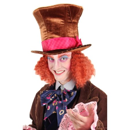 Alice Through the Looking Glass Young Mad Hatter Costume Hat](Mini Mad Hatter Hats For Sale)