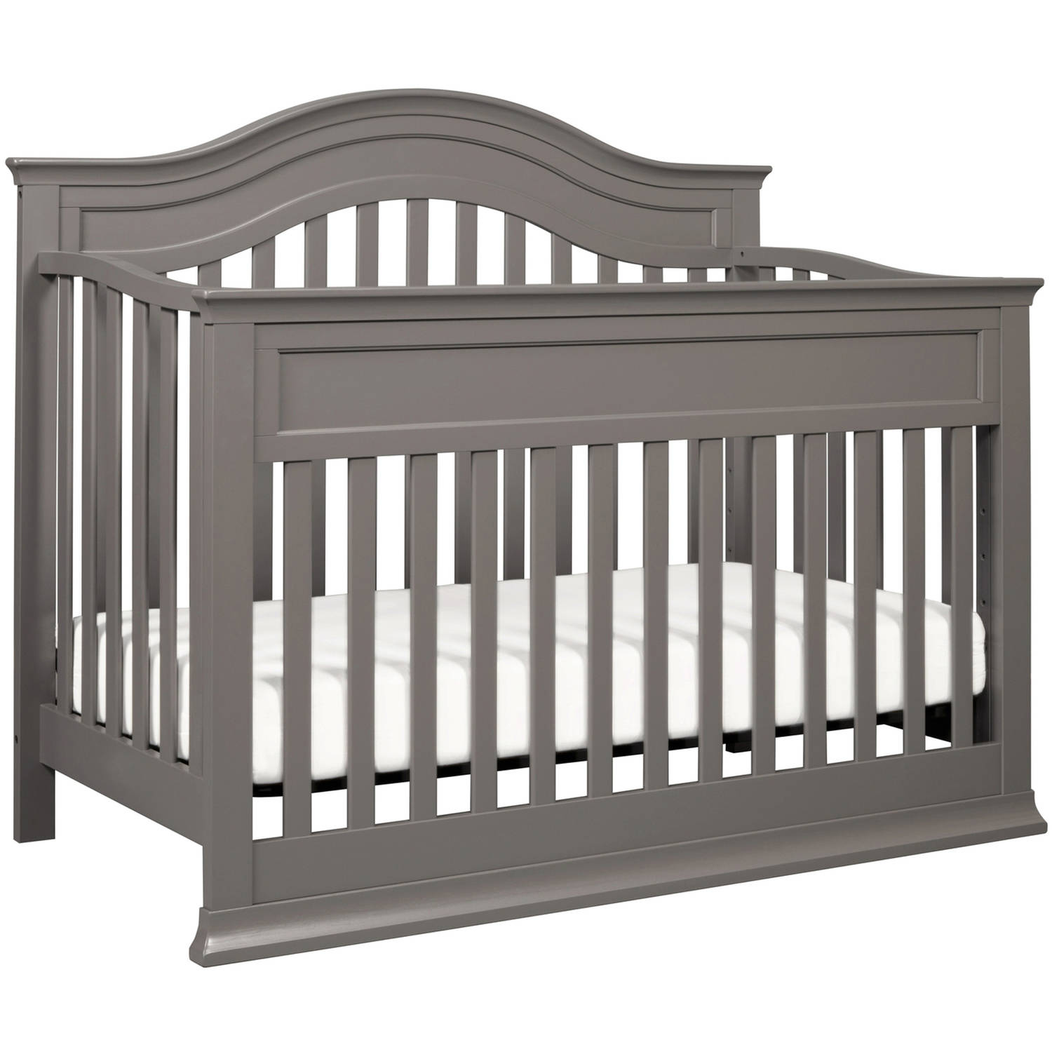 DaVinci Brook 4-in-1 Convertible Crib, Choose Your Finish