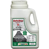 Safe Step Ice Melter Jug Melts Ice Down To - 10 F / - 23 C 11 Lbs.