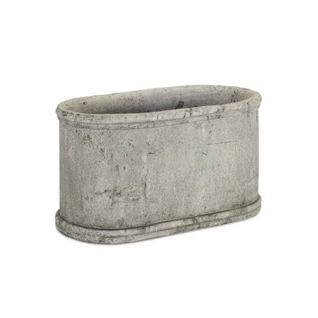 """10"""" Ceramic Oval Container"""