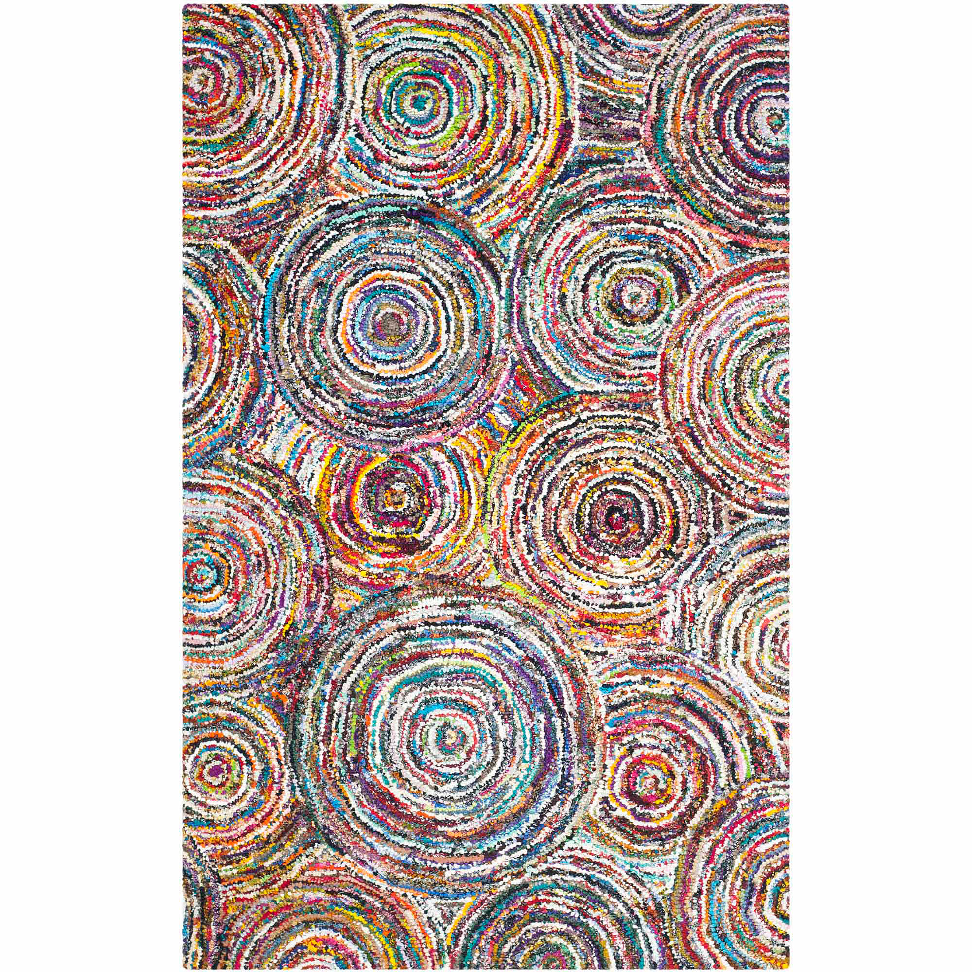 Safavieh Nantucket Lactrice Hand-Tufted Cotton Area Rug