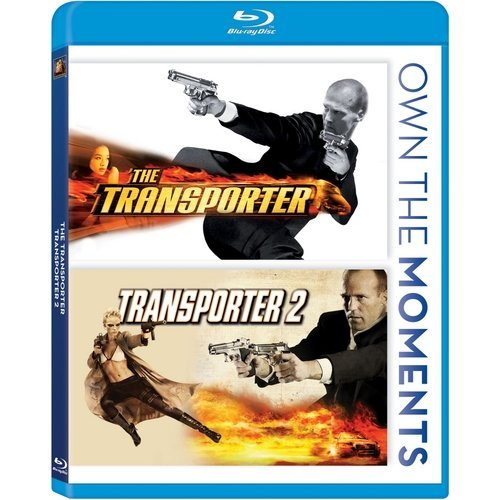 Transporter / Transporter 2 (Blu-ray) (With INSTAWATCH) (Widescreen)