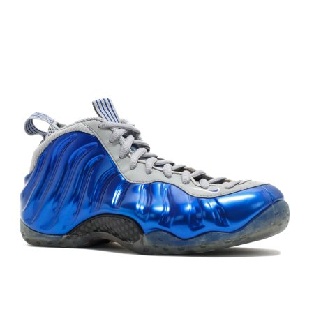 e6660f5ffdd Nike - Nike Air Foamposite One Men s Basketball Shoes Sport Royal Game Royal  Wolf Grey 314996-401 - Walmart.com