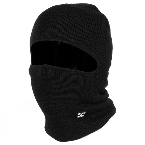 QuietWear Ruff and Tuff 1-Hole Mask by Generic