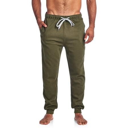 Balanced Tech Men's Jersey Knit Jogger Lounge Pants ()