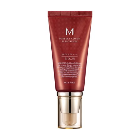 MISSHA M Perfect Cover BB Cream SPF42/PA+++ No.25 Warm