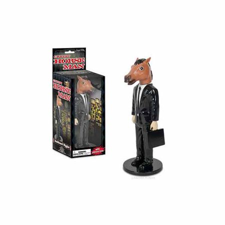 Horse Man Dashboard Wiggler by Accoutrements - 12394