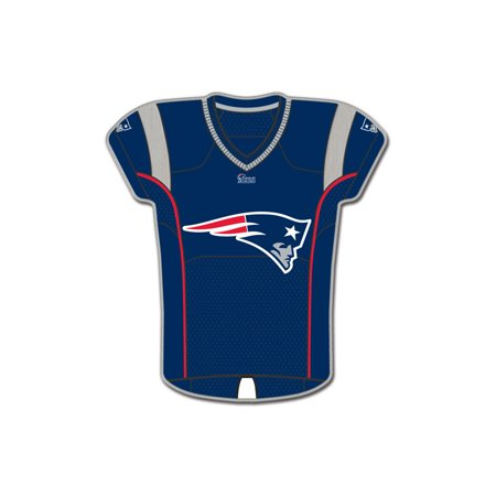 New England Patriots Team Jersey Cloisonne Pin
