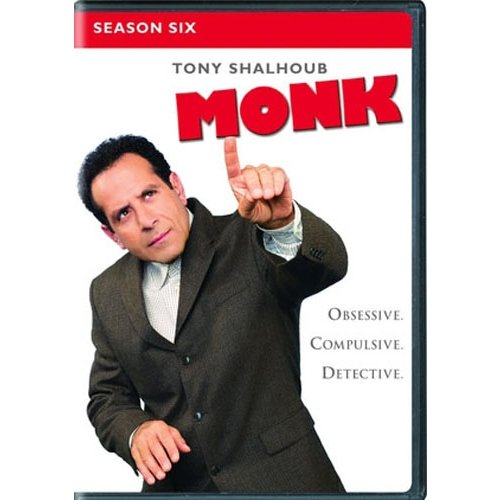 Monk: Season Six (Anamorphic Widescreen)