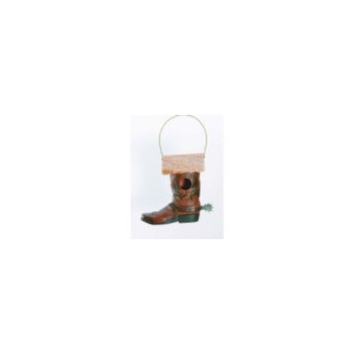 Western Boot Birdhouse (8 Units Included) by Spoontiques